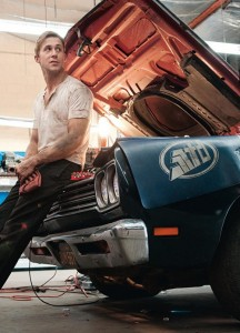 Řidič - Ryan Gosling