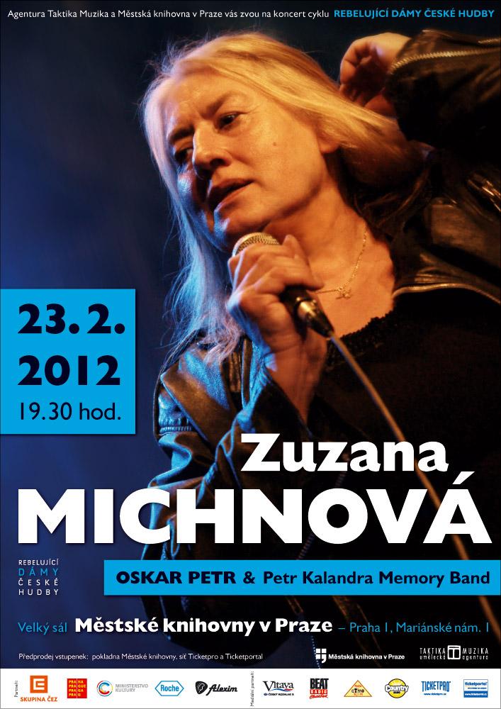 Zuzana Michnova 23.2.12