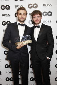 GQ Men of the Year Awards, Royal Opera House, London, Britain - 02 Sep 2014
