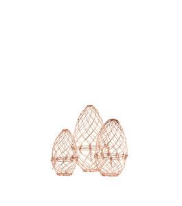 Drátěné vejce Copper (1)