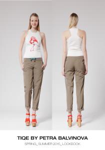 khaki kalhoty 16