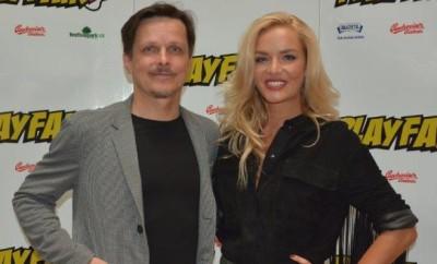 Michal Malatny a Tatana Kucharova