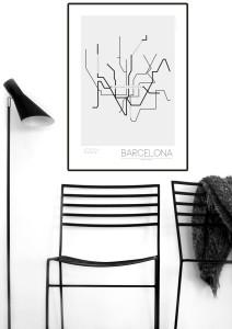 12838-graficky-plakat-metra-barcelona
