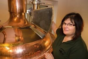 Paní sládková je odbornice na slovo vzatá, její piva již získala řadu ocenění.