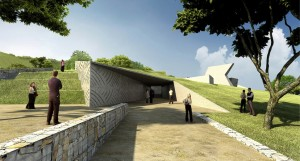 2 Archeopark Pavlov vizualizace