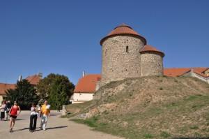 6 Jm muzeum Znojmo - Rotunda sv. Kateřiny