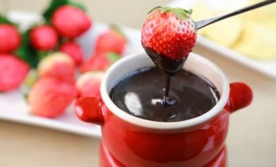 cokoladove fondue I