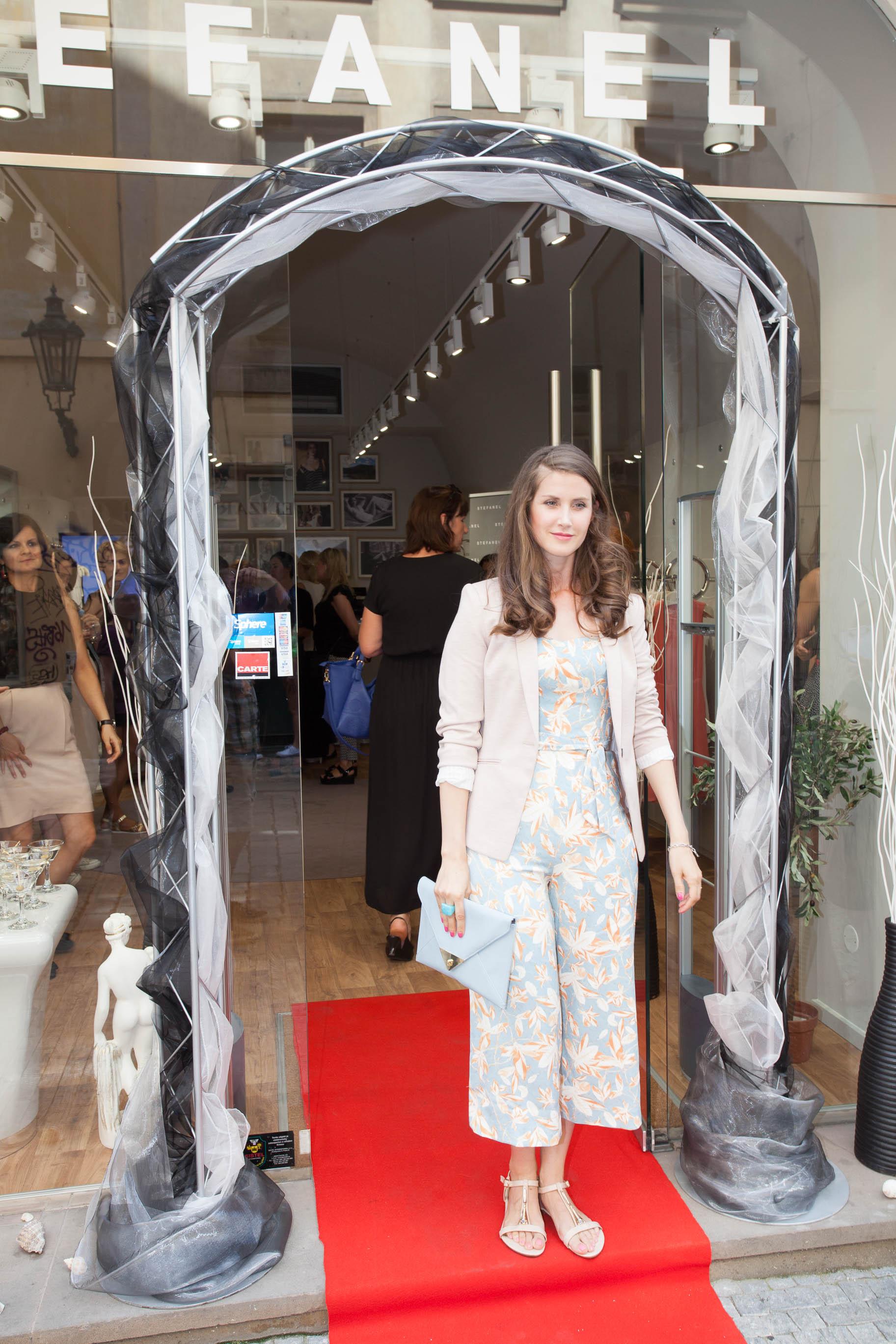 Byli jsme na otev rac party butiku stefanel d ma magaz n for Ze kitchen galerie dress code