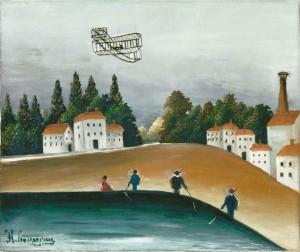 05. Henri Rousseau, Rybáři