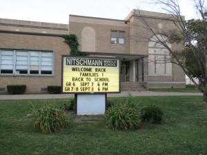 Škola Davida Nitschmanna v Betlehemu, pojmenovaná po rodáku ze Suchdola nad Odrou