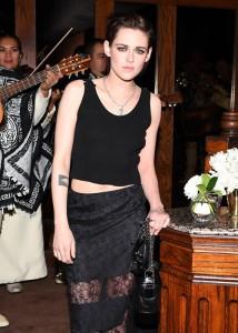 Kristen Stewart s kabelkou Gabrielle.