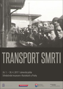 Plakat - Transport smrti