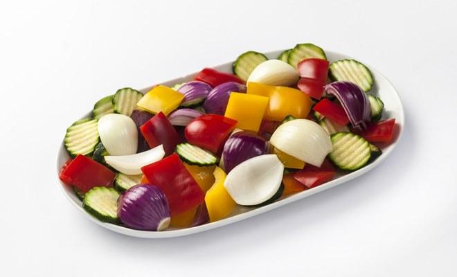 Dione Extra_Zelenina na Grill 450g talir