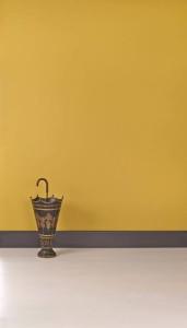 Ve žluté místnosti se vám určitě zlepší nálada.