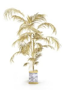 Lampa ve tvaru palmy, DelightFULL,