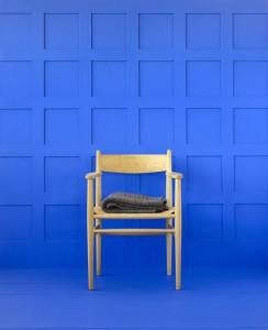 V modrém pokoji se na sto procent uklidníte.