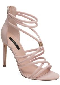 Sandály na podpatku, Orsay, 799 kč.