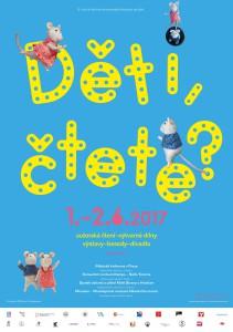 Plakát_Děti čtete