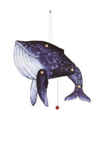 Malá velryba, en.dawanda.com, 5 Euro.