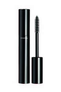 Mascara Le Volume de Chanel waterproof Noir, Chanel.