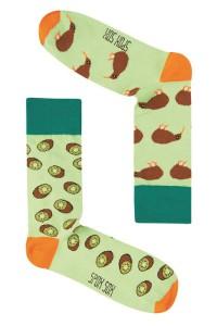 Ponožky, en.dawanda.com, 4,50 Euro.