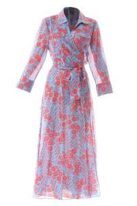 Šaty, Diane Von Furstenberg, 278 Euro.