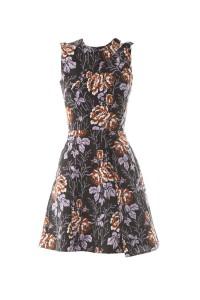 Šaty, Victoria Beckham, 1190 Euro.