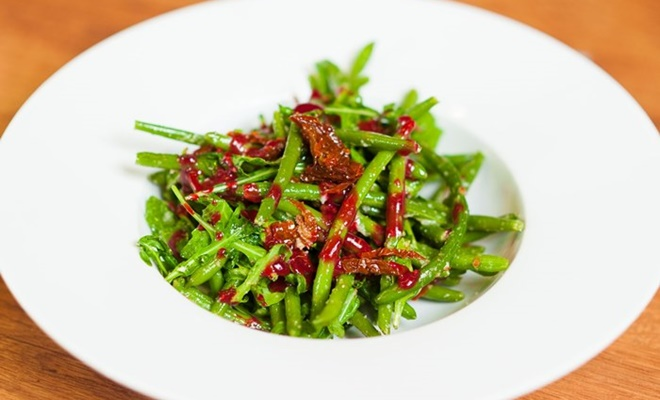 Rukolovy salatek