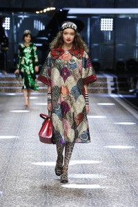 Dolce&Gabbana_women's fashion show FW17-18_Runway images (12)