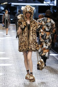 Dolce&Gabbana_women's fashion show FW17-18_Runway images (2)