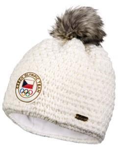Dámská čepice, 599 Kč.