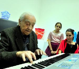 Hudba provázela Reného Roubíčka po celý život