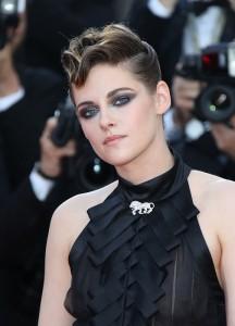 Kristen Stewart v modelu Chanel