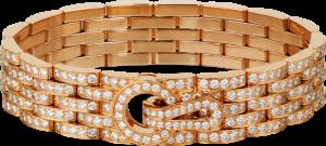 Agrafe bracelet CARTIER