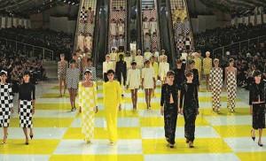 Louis Vuitton RTW Spring Summer 2013 Paris Fashion Week October 2012