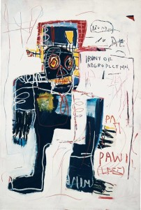 Jean-Michel_Basquiat_Irony_of_Negro_Policeman_1981_14536