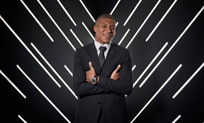 The Best FIFA Football Awards - Photo Booth