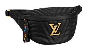 04-Black Bumbag Louis Vuitton New Wave