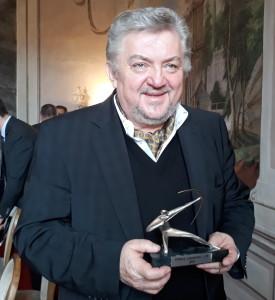Jiří Klapka, vítěz Ceny loňského ročníku v kategorii Vzdělávací programy