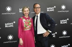 Vlastina Svatkova&Nicolas Baretzki_CEO Montblanc