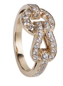 Agrafe de Cartier ring