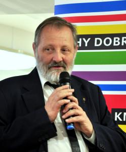 Ing. Karel Hejna: Letošní Svět knihy na výstavišti v Holešovicích navštívilo přes 50 000 lidí, což je rekord!