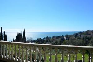 Promenády s kouzelným výhledem na moře