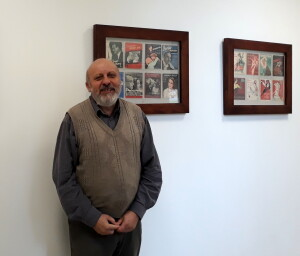 Publicista a spisovatel, kunsthistorik Pavel Šmidrkal (1953) pracuje jako kurátor, před krátkým časem vydal úspěšnou knihu povídek Babráci. Píše též o výtvarných umělcích, na toto téma vydal devět knih, např. o  tvorbě Karola Molnára, Gustava Macouna či Jiřího Šlitra