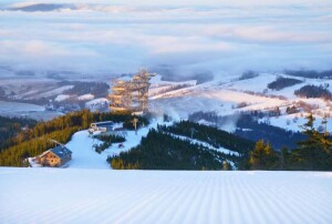 Dolni Morava - Stezka v oblacich I