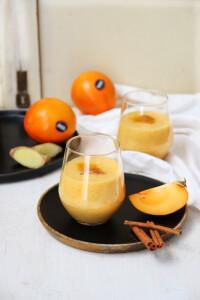 Zimni smoothie s kaki 2