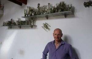 Pavel Slavkovský: Školou sklářovo vzdělání začíná, ale nejdůležitější je praxe…