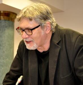 Slavnostní večer moderoval publicista Petr Žantovský