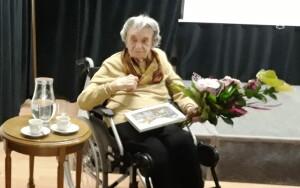 Jaroslava Skleničková, poslední z žijících Lidických žen