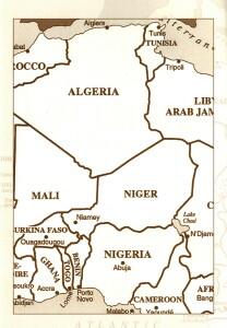 Afrika_mapa
